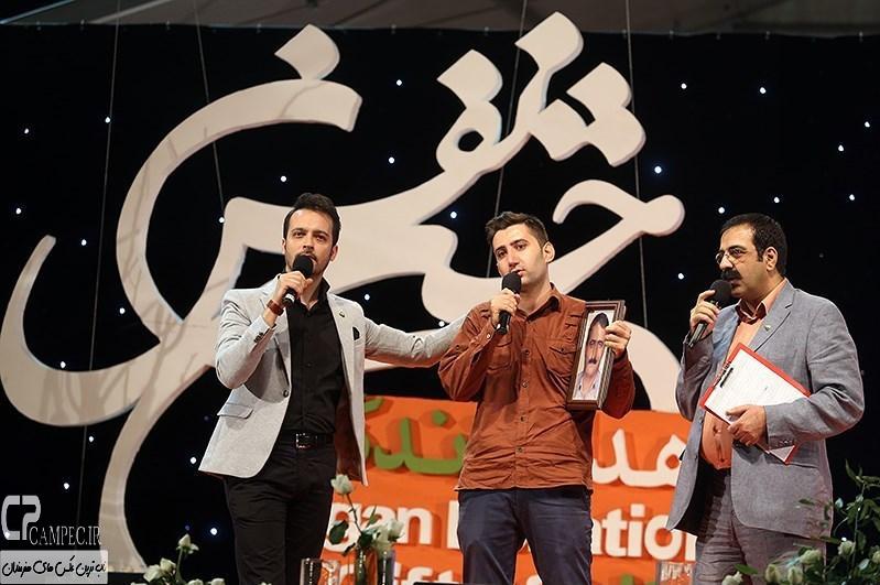 محمد سلوکی مجری جشن نفس
