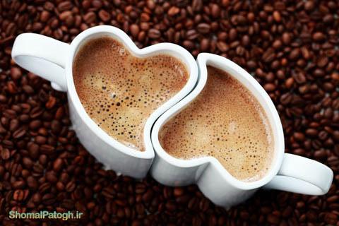 اسمس و نوشته های عاشقانه و غمگین با موضوع چای و قهوه