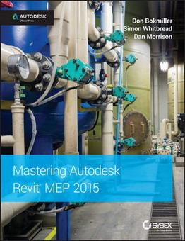 دانلود کتاب آموزش استادی و مهارت در رویت مپ 2015 دستیار تاسیسات ساختمان Mastering Autodesk Revit MEP 2015