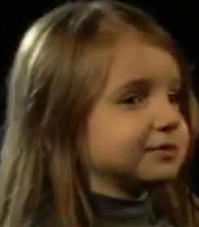 دختر بچه ناز حرف میزنه کلیپ باحال