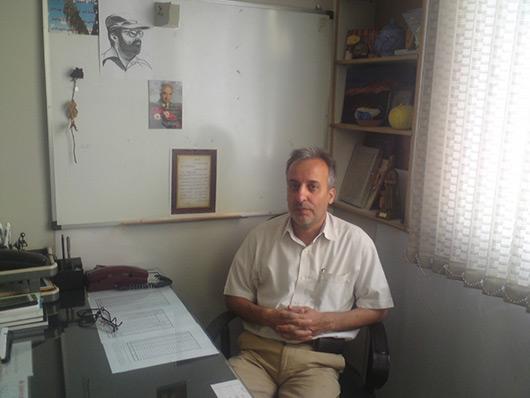 دکتر علی فلاح