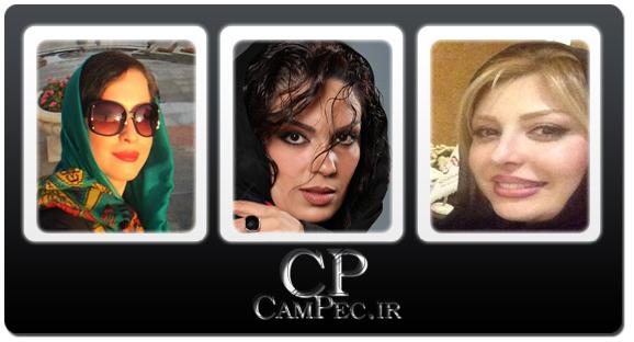 تک عکس های جذاب و جدید بازیگران زن در شهریور 93