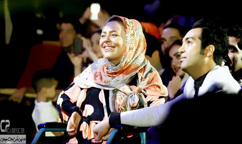 سولماز و احسان در کنسرت محمد علیزاده