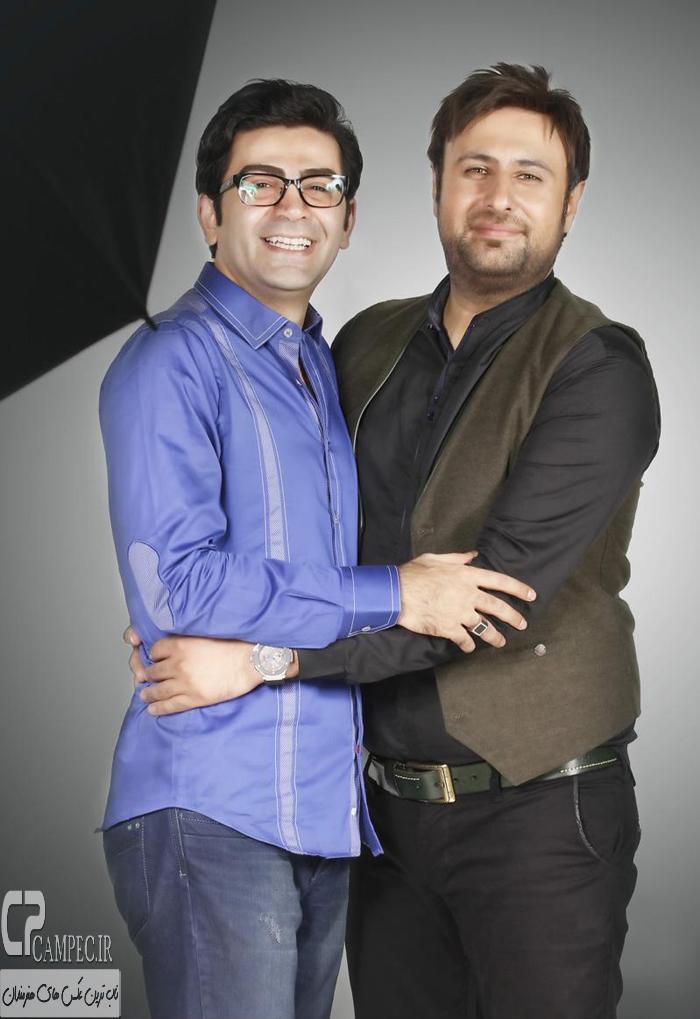 محمد علیزاده و فرزاد حسنی