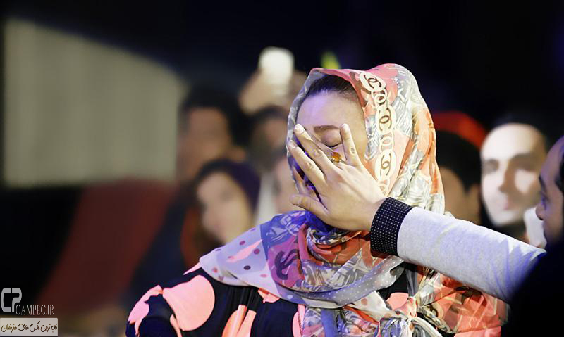 سولماز برنامه ماه عسل در کنسرت محمد علیزاده