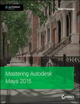دانلود کتاب آموزش استادی و مهارت در استودیو انیمیشن مایا Mastering Autodesk Maya 2015 انیمیشن سازی سه بعدی