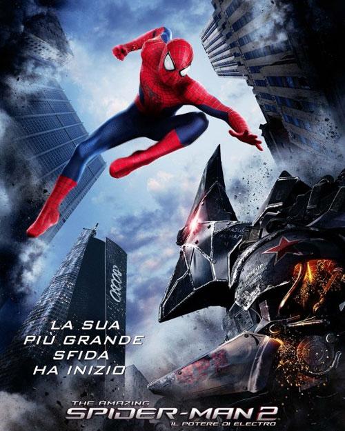 دانلود فیلم جدید مرد عنکبوتی شگفت انگیز با دوبله فارسی
