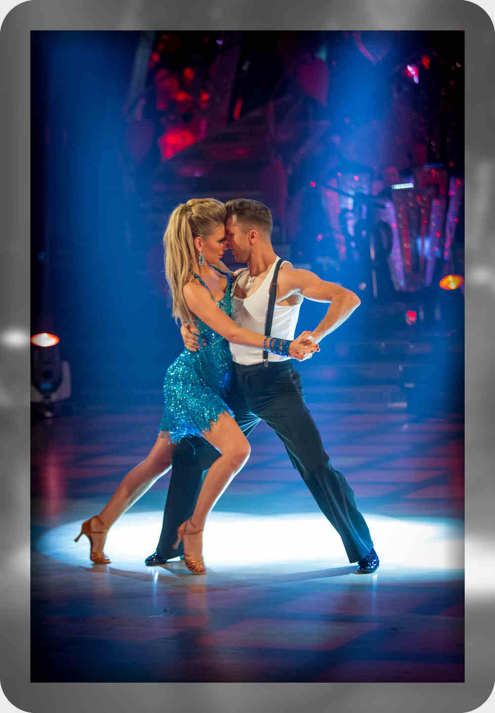 مسابقه رقص strictly come dancing فصل 12