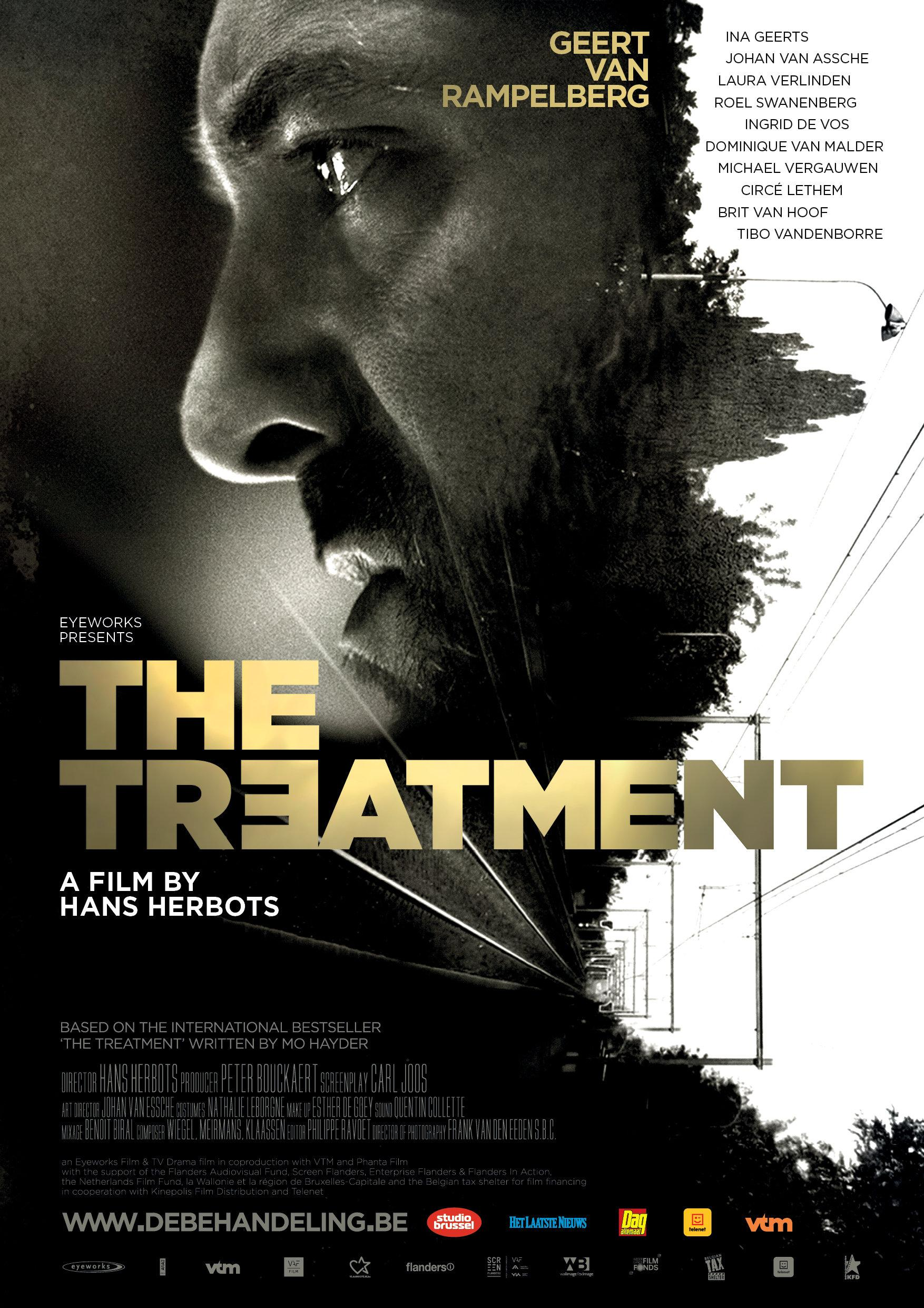 Carl Joos ,Geert Van Rampelberg ,Hans Herbots ,Ina Geerts , Johan van Assche , Mo Hayder ,movie download , movie free download , movie free download with direct link , The Treatment (2014) , The Treatment (2014) free download,دانلود رایگان فیلم,دانلود فیلم,دانلود فیلم The Treatment (2014) ,دانلود فیلم با لینک مستقیم,دانلود فیلم رایگان,