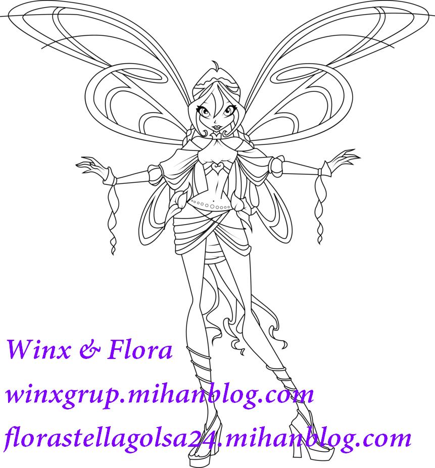 Winx & Flora / وینکس & فلورا / یکی از بهترین و بروز ترین وبای وینکسی /بکیلیک
