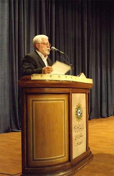 سخنرانی دکتر حسین محمدزاده صدیق