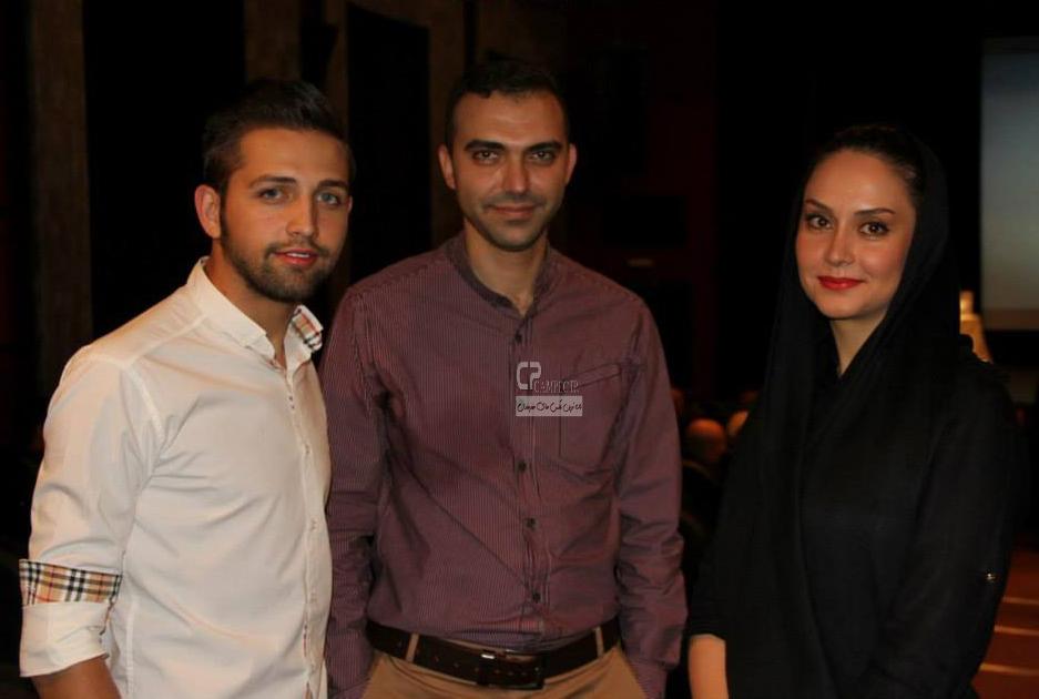 مریم خدارحمی و محسن افشانی