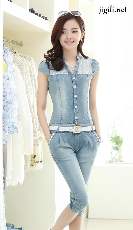 لباس تابستانی کره ای, مدل لباس کره ای جدید