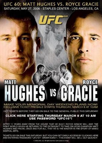 دانلود یو اف سی  60 | UFC 60: Hughes vs. Gracie_نسخه 720