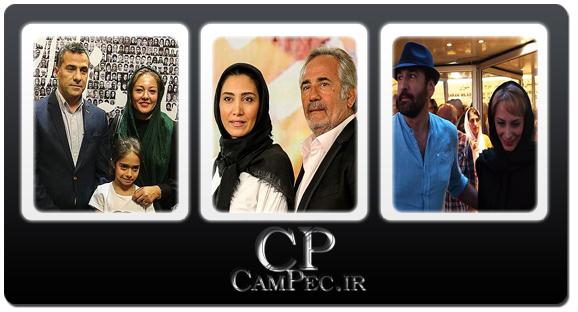 عکس های بازیگران در جشن روز ملی سینما