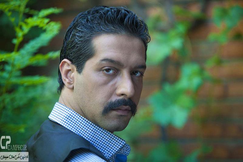کامران تفتی در سریال زاویه هفتم