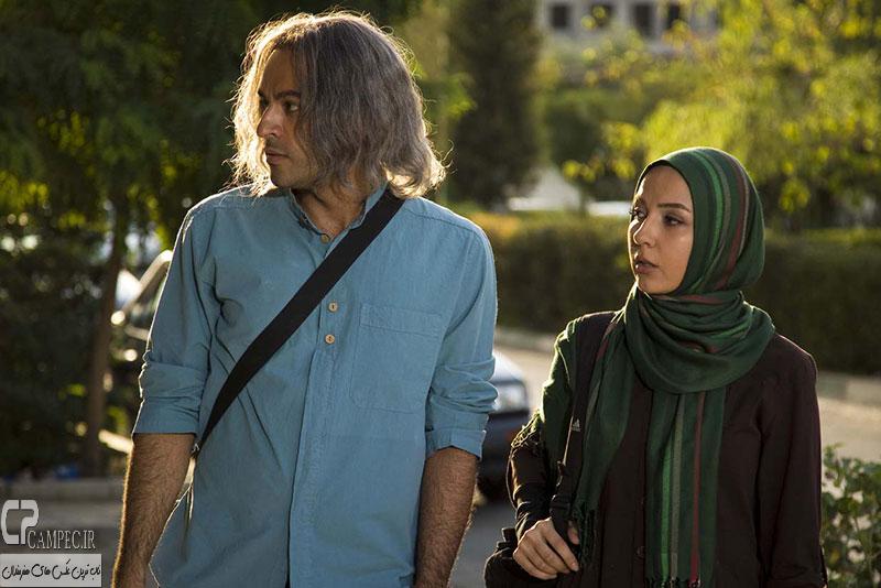 سارا ناز پرور بازیگران سریال زاویه هفتم