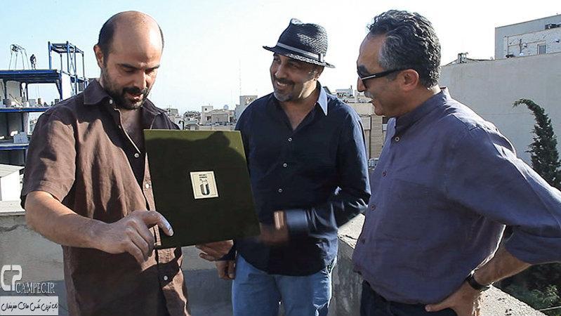 رضا عطاران و علی مصفا