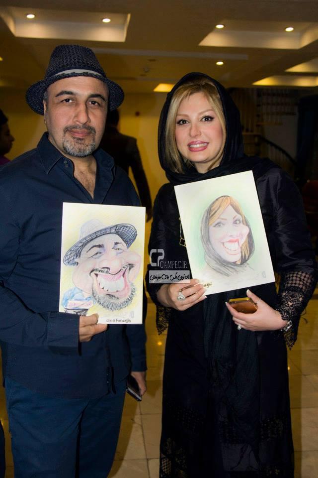 جدید ترین عکس های نیوشا ضیغمی در مشهد