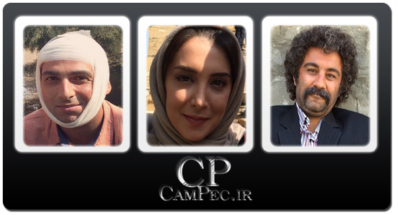 عکس های جدید از پشت صحنه فیلم «ایران برگر»