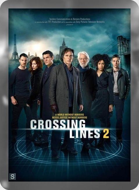 سریال Crossing Lines فصل دوم