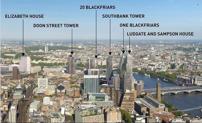 مطالب داغ: لندن 2100 چگونه خواهد بود؟