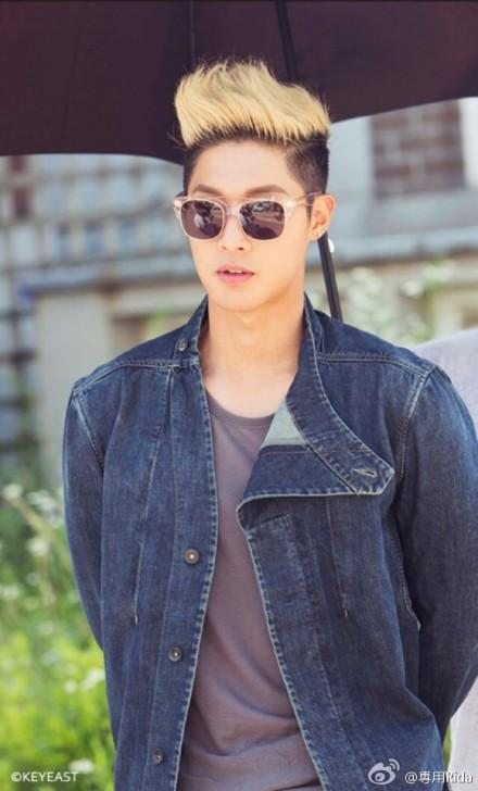 Kim Hyun Joong - Japanese Mobile Site Update - July-August 2014