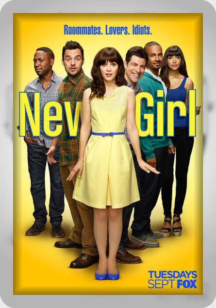 سریال New Girl فصل چهارم
