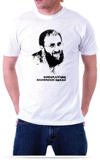 تی شرت سردار باقرزاده،تی شرت دفاع مقدس،تی شرت مذهبی،تی شرت سرداران
