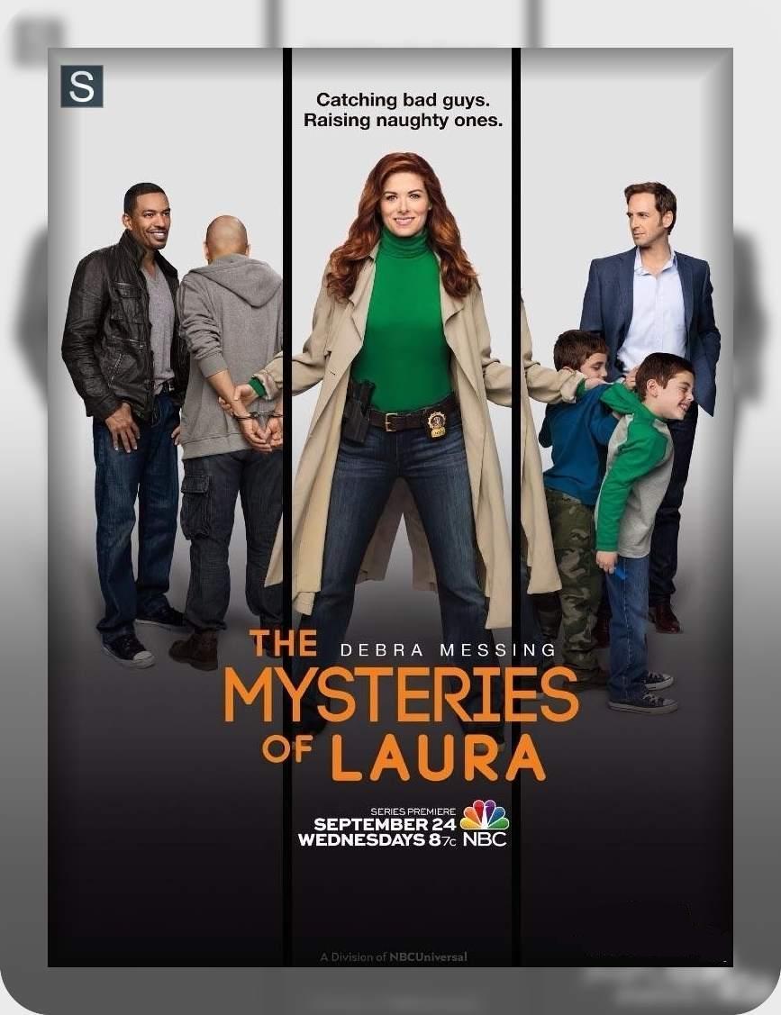 سریال The Mysteries of Laura فصل اول