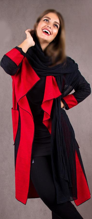 مدل هاي مانتو پاییزی زنانه ايراني
