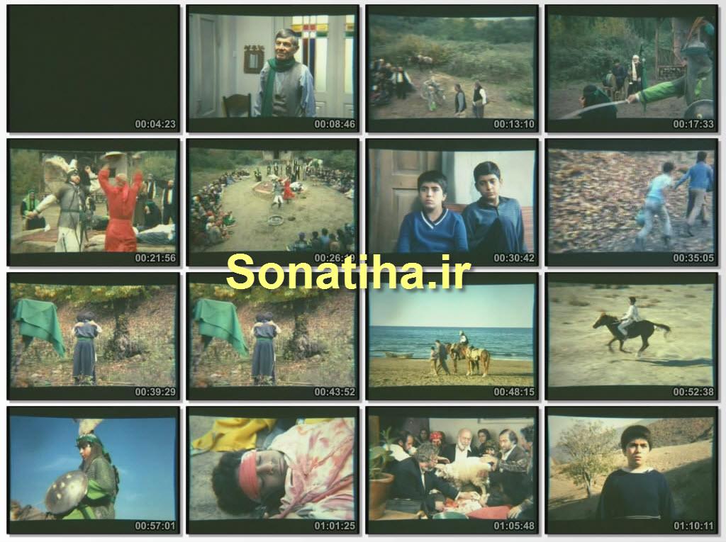 تصاویری از فیلم بال های سپید