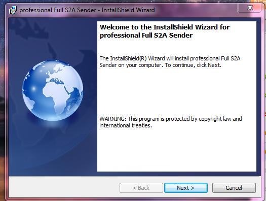 Professional Full S2A Sender Version 5.5.0 2015 15136515151