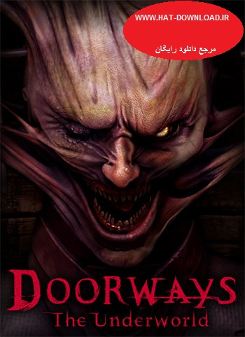 Doorways The Underworld pc cover دانلود بازی Doorways The Underworld برای PC