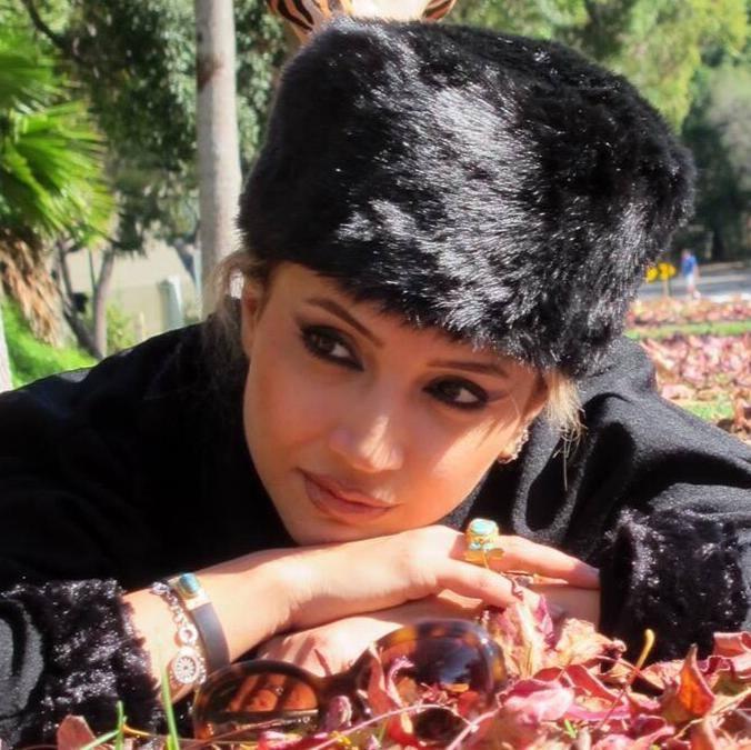 جدید ترین عکس های شبنم قلی خانی