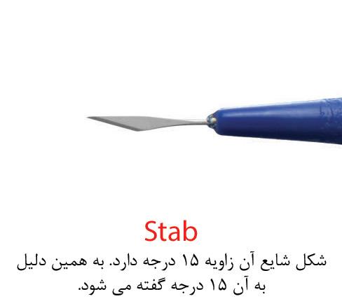 Stab Knife