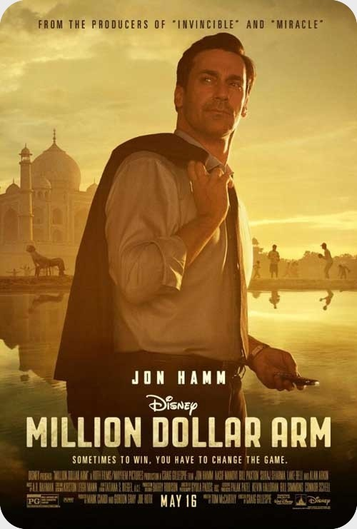 فیلم Million Dollar Arm 2014