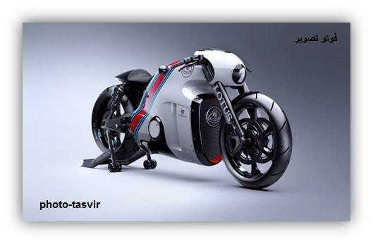 عکس های موتورسیکلت - سری 1