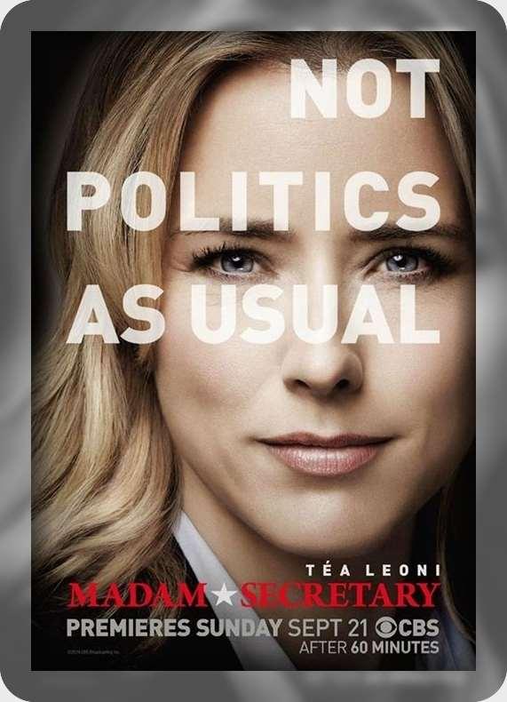 سریال Madam Secretary فصل اول
