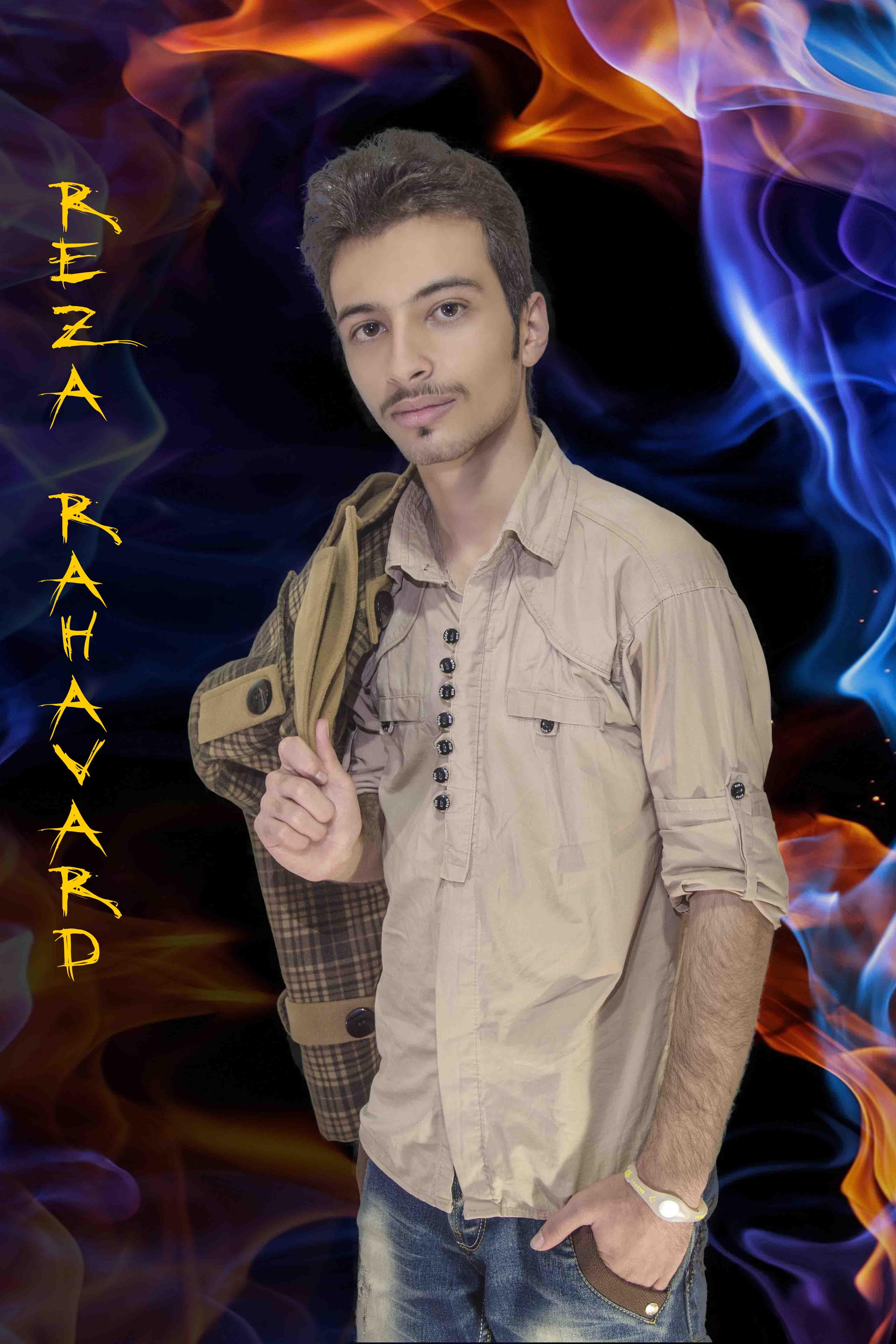 reza rahavard