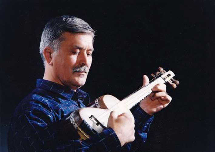 استاد بهروز دیبازر استاد موسیقی سنتی آذربایجان