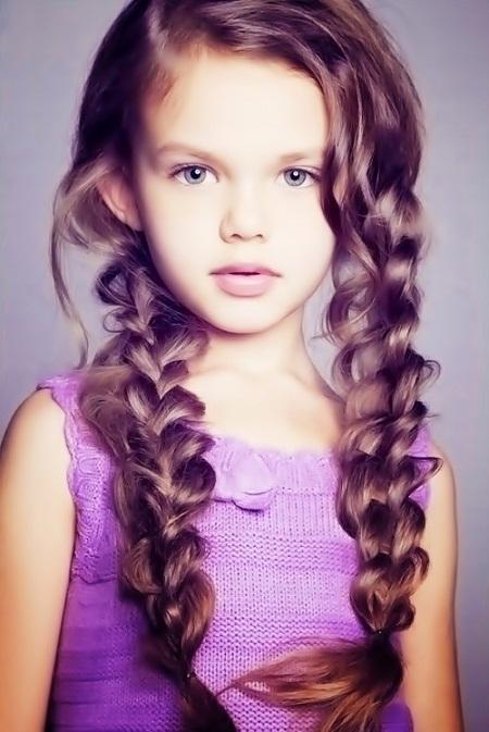 مدل های مو دختر بچه ها جدید