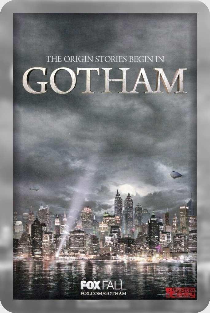 سریال Gotham فصل اول