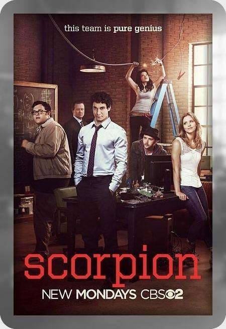 سریال Scorpion فصل اول