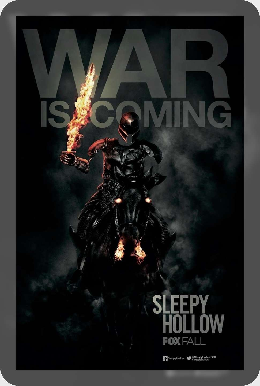 سریال Sleepy Hollow فصل دوم