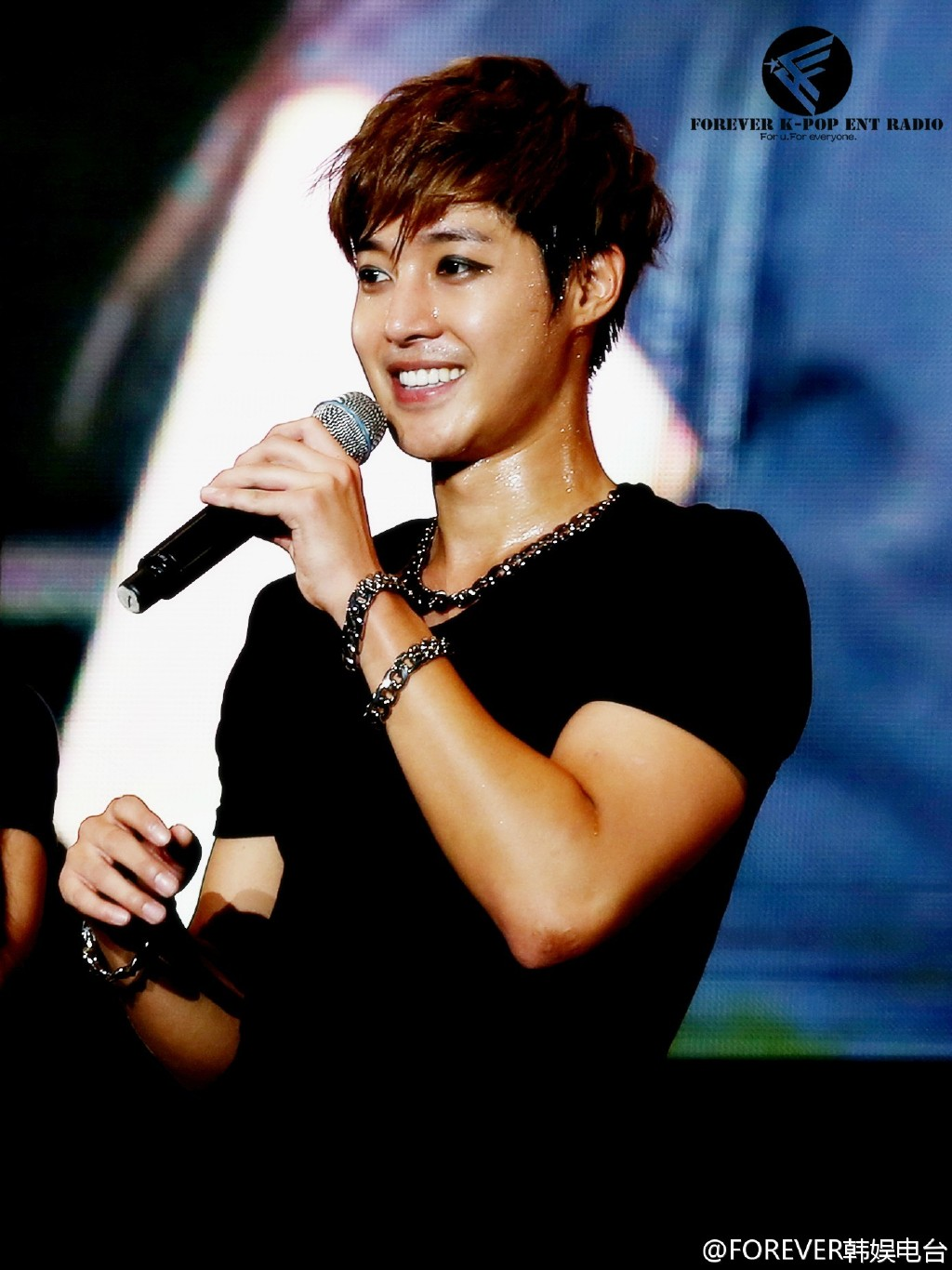 [FOREVER韩娱电台 Photo] Kim Hyun Joong 2014 Phantasm World Tour in Guangzhou, China [14.08.30]