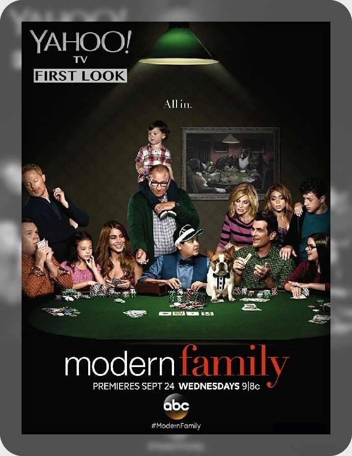 سریال Modern Family فصل ششم