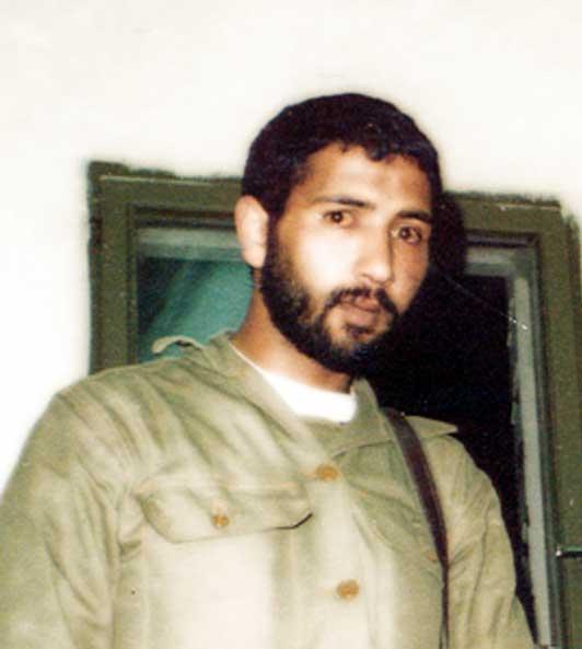 سردار شهید جواد قنبری قاضی جهانی
