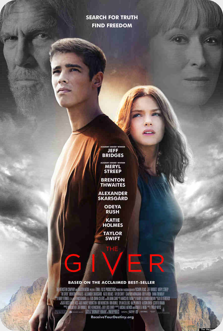 فیلم The Giver 2014