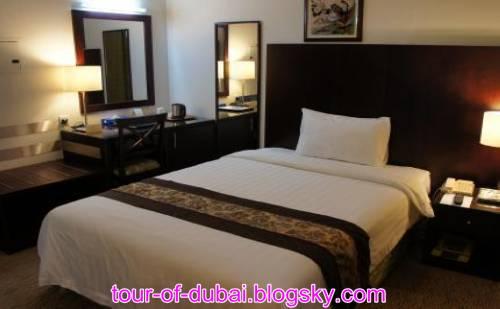 اقامت در هتل المحا دبی